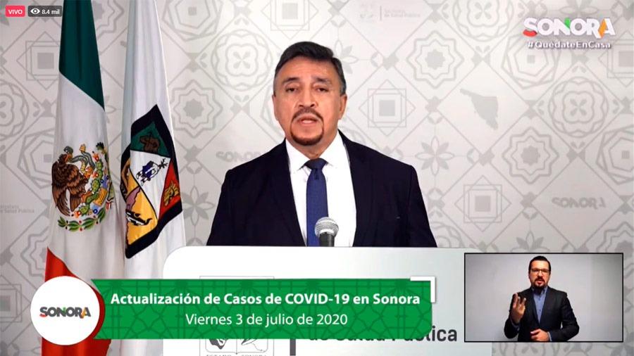 40 fallecimientos por Covid en Sonora; suman 990; con 415 casos se ...