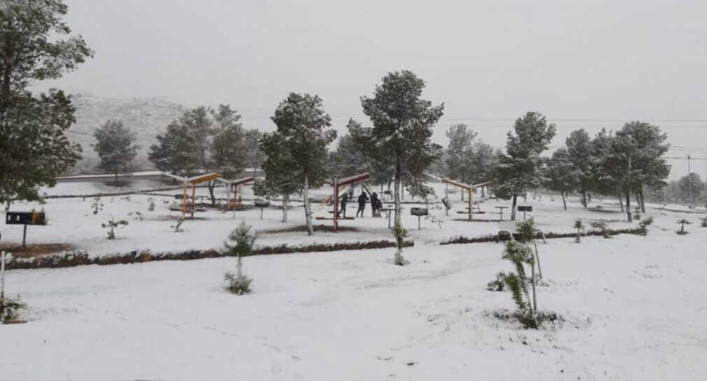 Pronostican caída de nieve nuevamente en NL